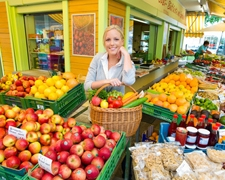 Shopping  Smarter at the Farmers' Market