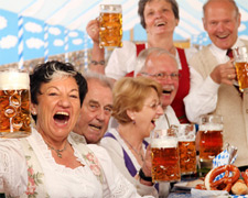 Visit Munich - It's Oktoberfest Time